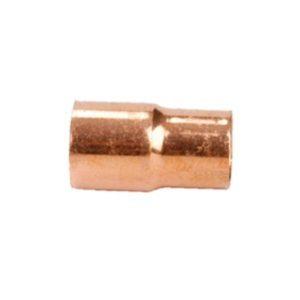 Муфта однораструбная, медь, соединение под пайку, IBP, артикул 5243