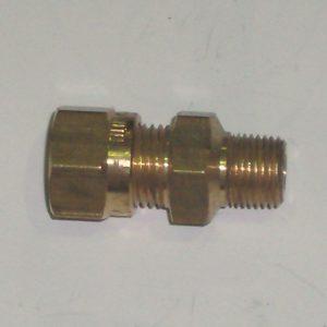 Фитинги IMI серия 900 компрессионные с антикоррозийным покрытием для медных труб