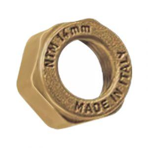 Кольцо компрессионное, латунь, NTM, артикул 215H
