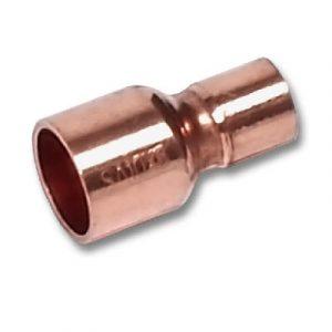 Муфта редукционная, медь, соединение под пайку, SANHA, артикул 5240