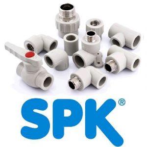 SPK трубы и фитинги полипропиленовые