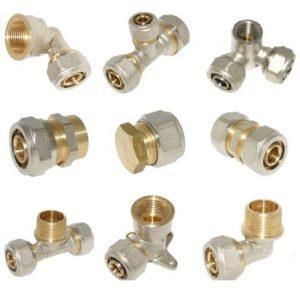 ФИТИНГИ для полимерных (пластиковых) труб